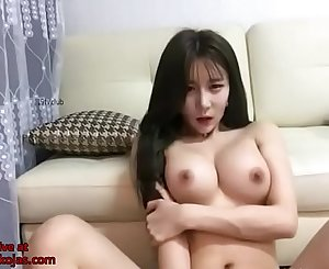Korean BJ with nice big tits