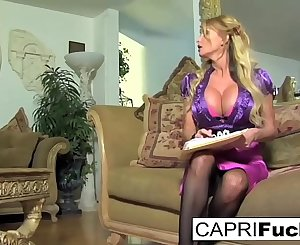 Capri Cavanni and Taylor Wane have a naughty teacher encounter
