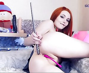 Sia Siberia Harry Potter and Ginny hot anal fuck and cunt