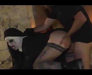 The Nun Creepy Horror Porn Video For Halloween