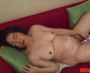 Amateur Asian Mummy Use 3 Toys, Free Mature Porn Flick f1 - abuserporn.com