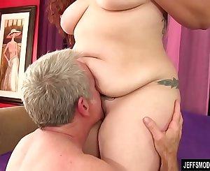BBW Ass fucking with Kailei Raynes